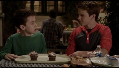 Hayden Byerly e Gavin Macintosh