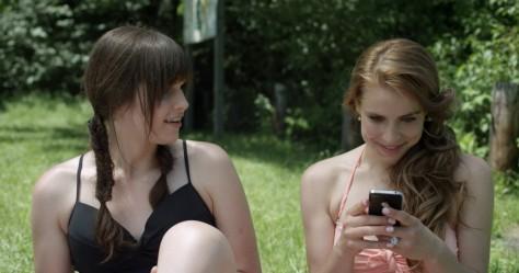 Ricky e Francesca (Michelle Hendley e Alexandra Turshen)
